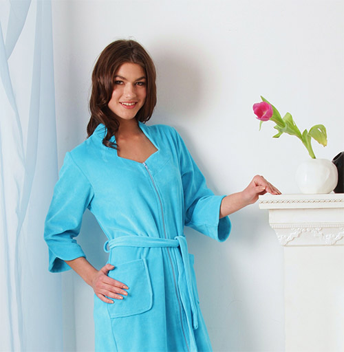 Как выбрать качественный халат