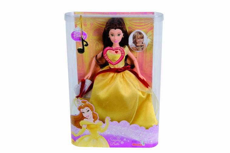 Кукла Бель, которая поет Princess