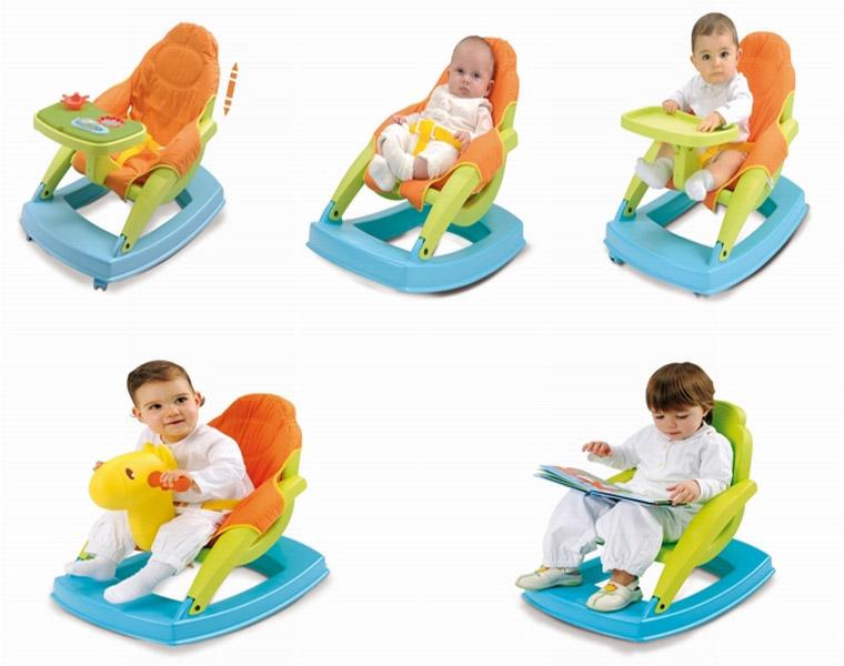 Детское кресло-качалка Cotoons