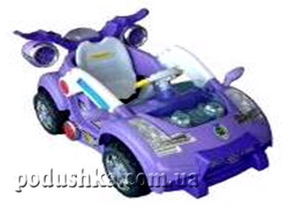 Электромобиль Xiamen, цвет фиолетовый, В06А-XM