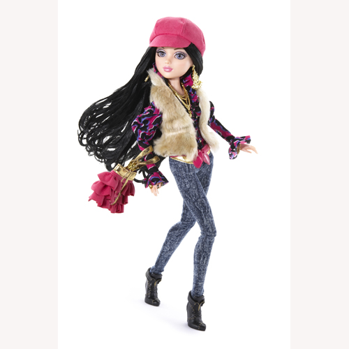 Кукла Moxie Teenz серии Мои увлечения - Тристен