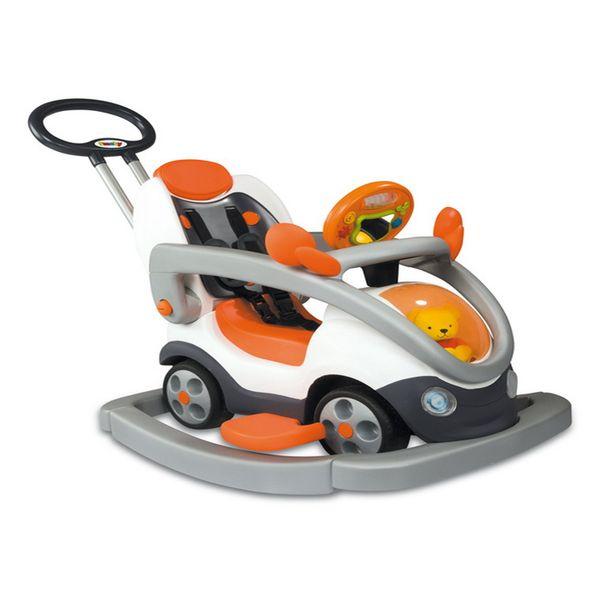 Функциональная детская машина со звуковым и световым эффектами