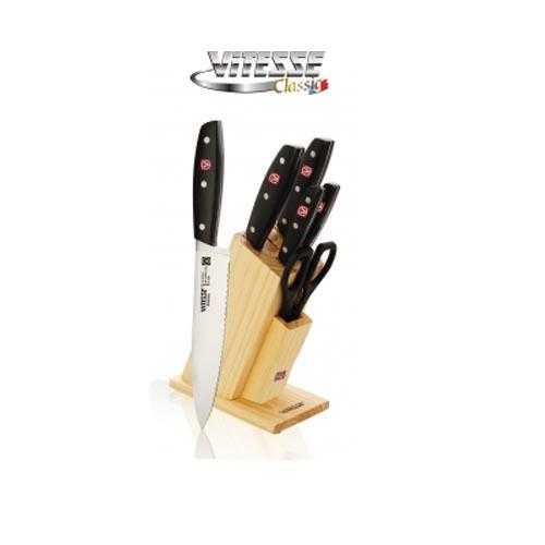 Набор ножей Vitesse VS-8124 7 предметов