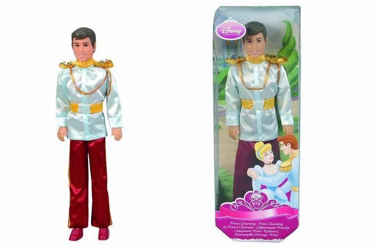 Кукла Принц Золушки Princess