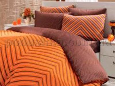 Постельное белье Hobby Fraser оранжевый