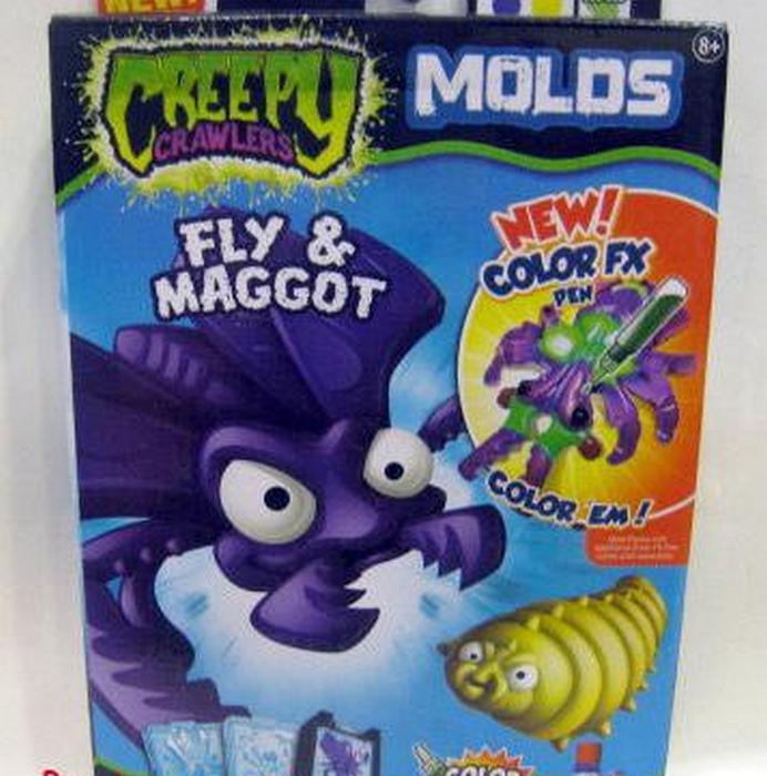 Набор форм Creepy Crawlers 18646-40526-CC