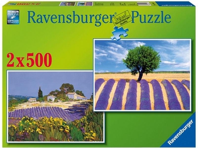Пазл Французский пейзаж Ravensburger 80831-Rb
