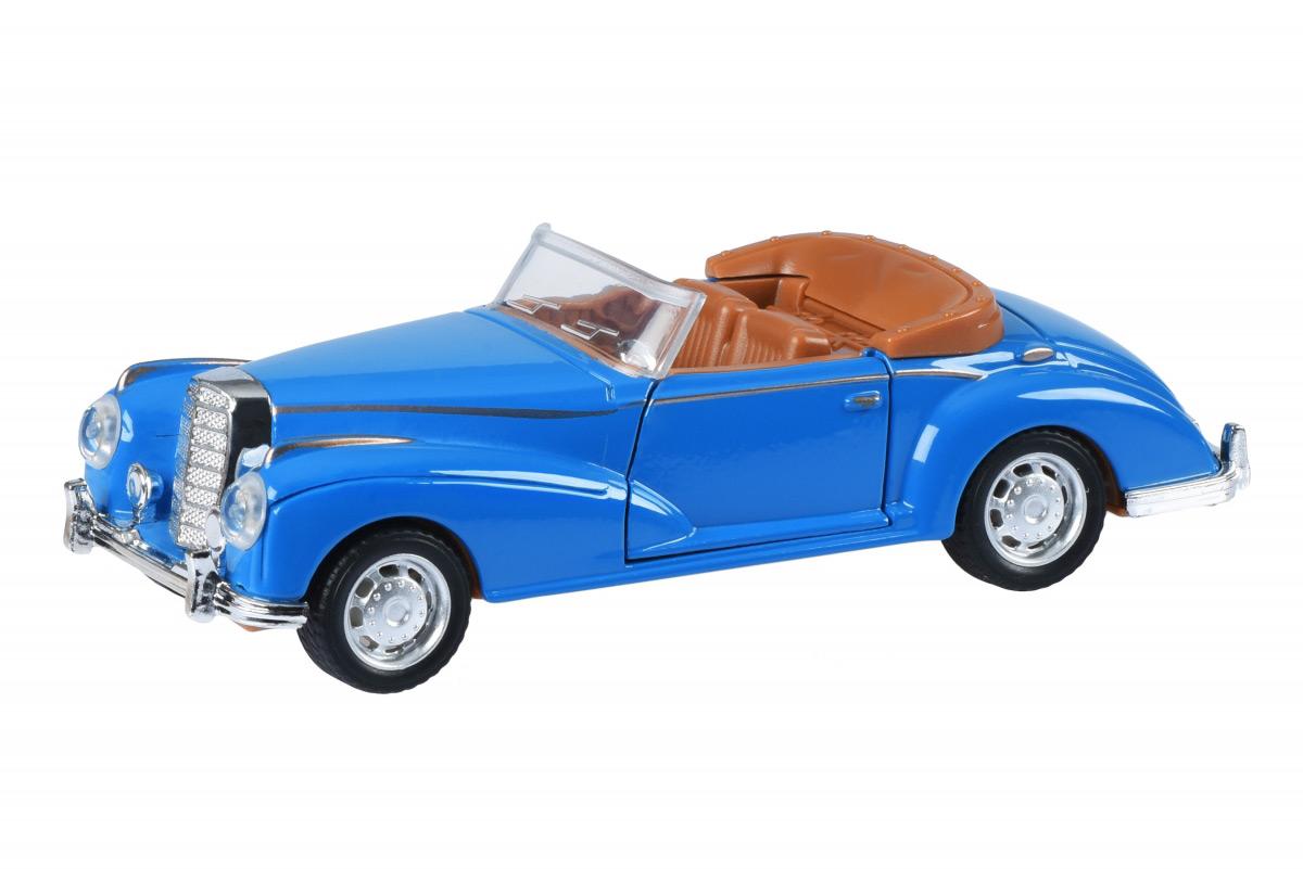 Автомобиль Same Toy Vintage Car Синий открытый кабриолет 601-4Ut-9