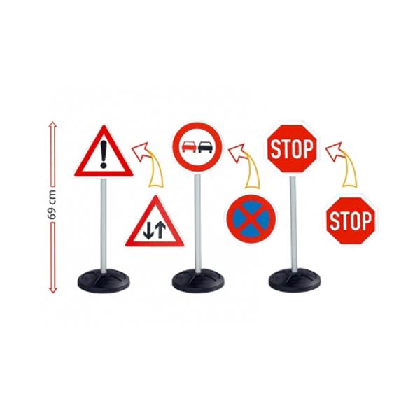 Набор Дорожные знаки Traffic 69 см