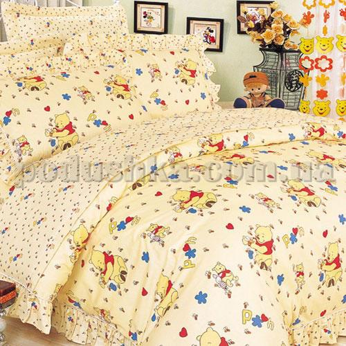 Постельное белье в детскую кроватку Love you CR 056