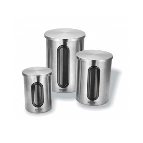 Набор контейнеров для сыпучих продуктов Vitesse VS-1808 (Brier)