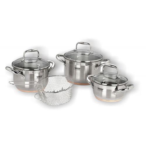 Набор посуды Vitesse VS-1560 (Affina) 8 предметов