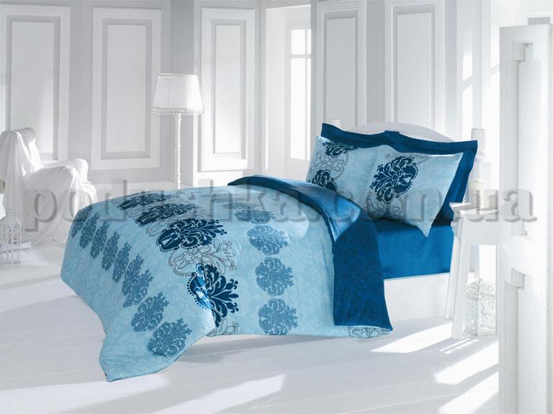Постельное белье Issimo Blue botany