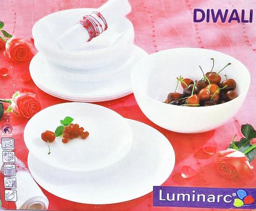 Сервиз столовый Luminarc Diwali 38 предметов
