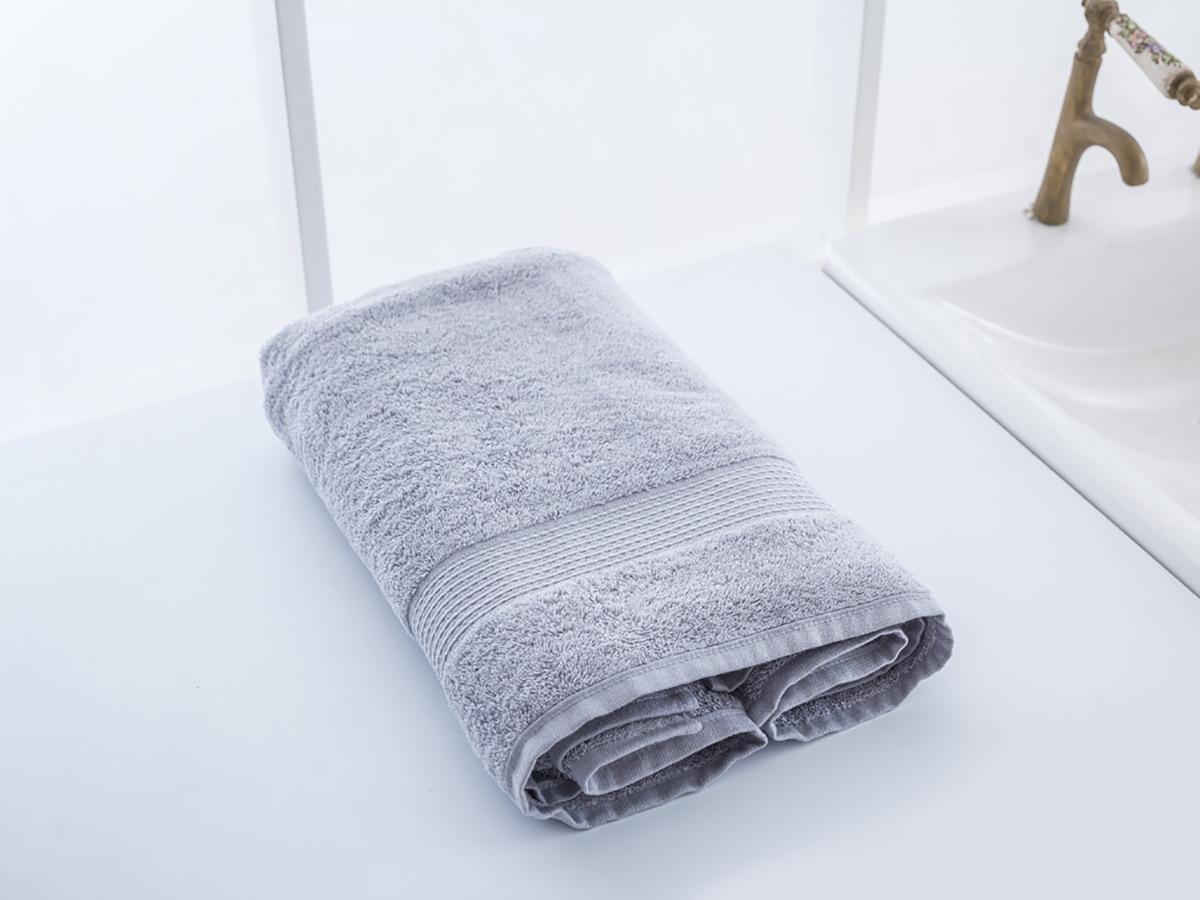 Полотенце банное English Home Pure лиловое