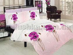 Постельное белье Altinbasak Gelengik lila