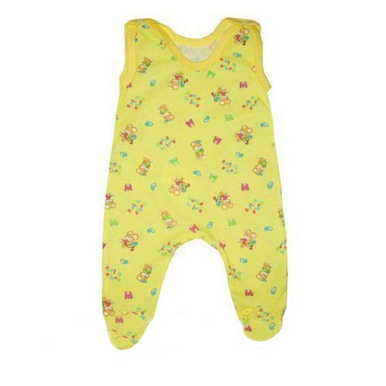Ползунки детские Пингвин Габби 3504
