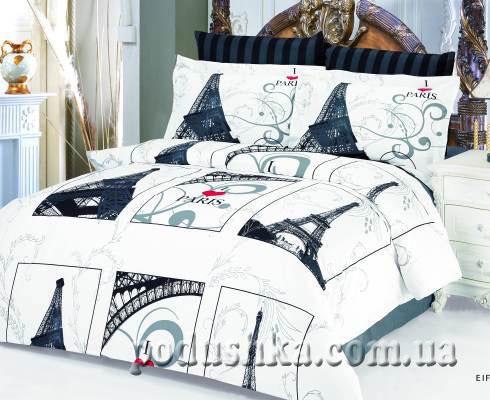 Комплект постели Eifel Le Vele Двуспальный евро комплект  Le Vele
