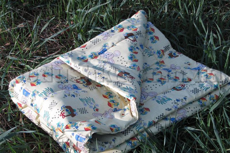Льняное одеяло детское ЛинТек