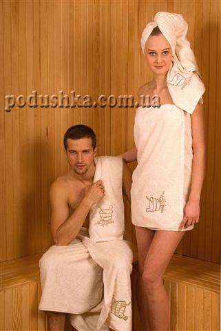 Полотенце махровое Maisonette Sauna-1