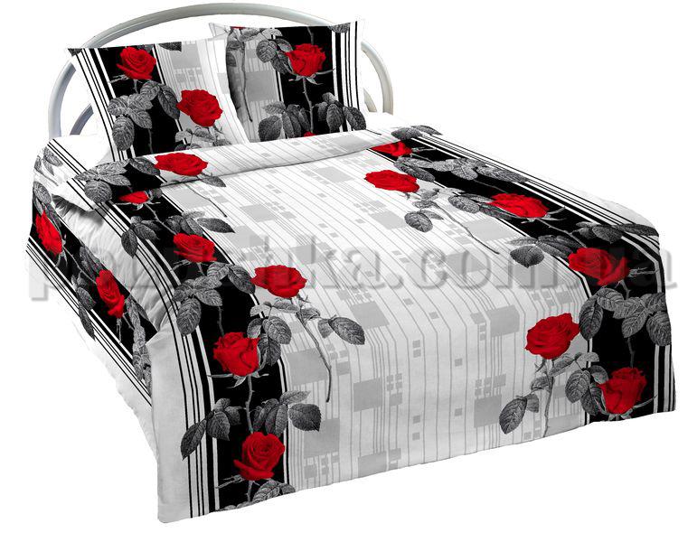 Постельное белье Шуйские ситцы Розы 72171