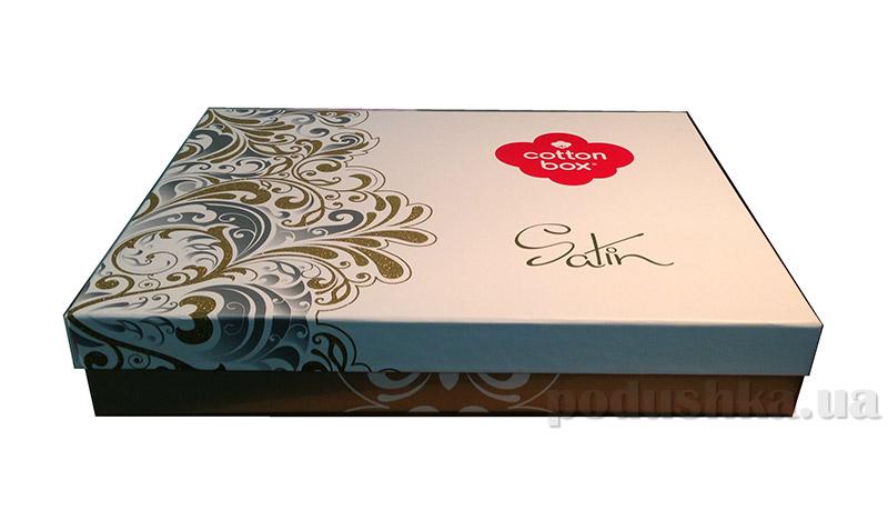 Постельное белье Cotton Box Fashion Mor Двуспальный евро комплект  Cotton box