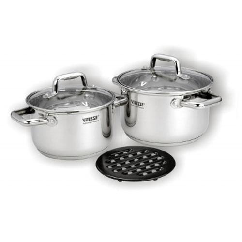 Набор посуды Vitesse VS-1596 (Yanaba) 5 предметов