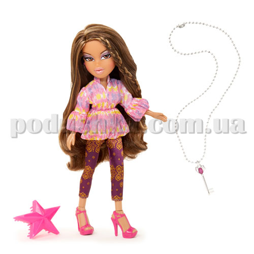 Кукла Bratz серии Красавицы из Марокко - Ясмин