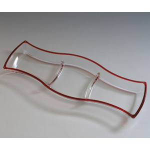 Менажница Walther-Glas WINX Cherry Red