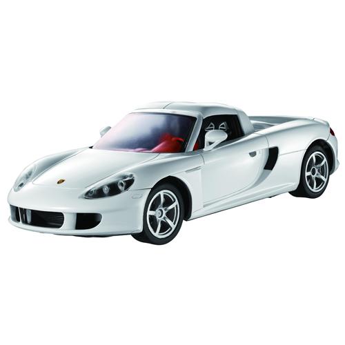Автомобиль радиоуправляемый - Porsche Carrera GT (белый, 1:16)