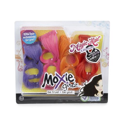 Аксессуар Moxie - Волшебные локоны Морской Бриз
