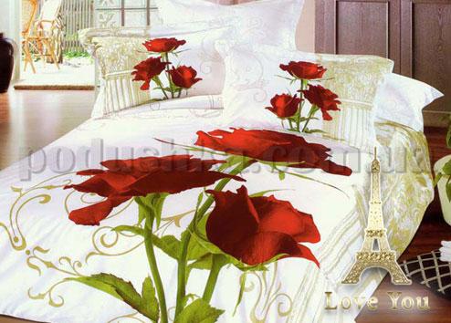 Постельное белье Love You Роза