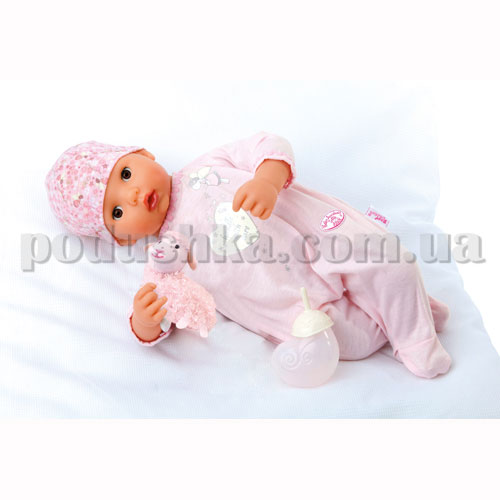 Интерактивная кукла BABY ANNABELL - УМНАЯ МАЛЫШКА (46 см, с аксессуарами, озвучена)