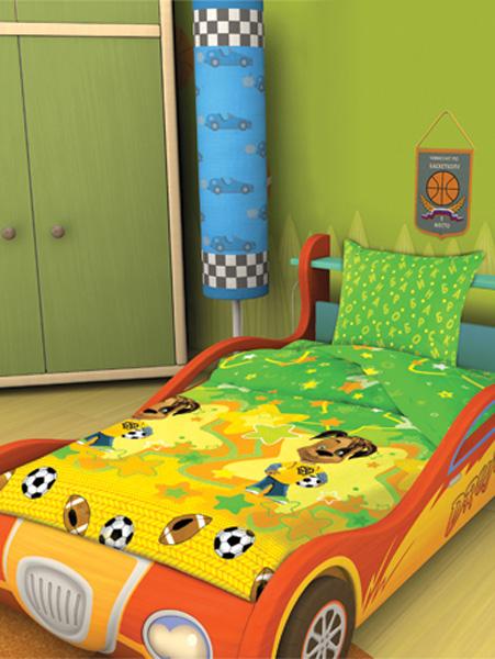Постельное белье в кроватку Дружок