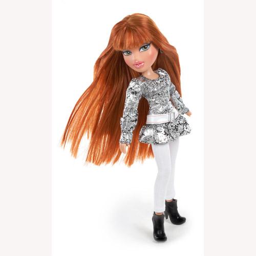 Кукла Bratz серии Новые подружки - Мейган