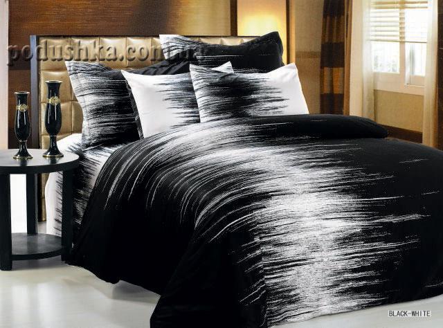 Комплект постели Black-white, ARYA