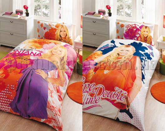 Постельное белье TAC Hannah Montana Bright