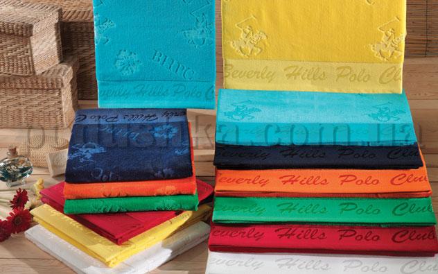 Набор махровых полотенец BHPC 606