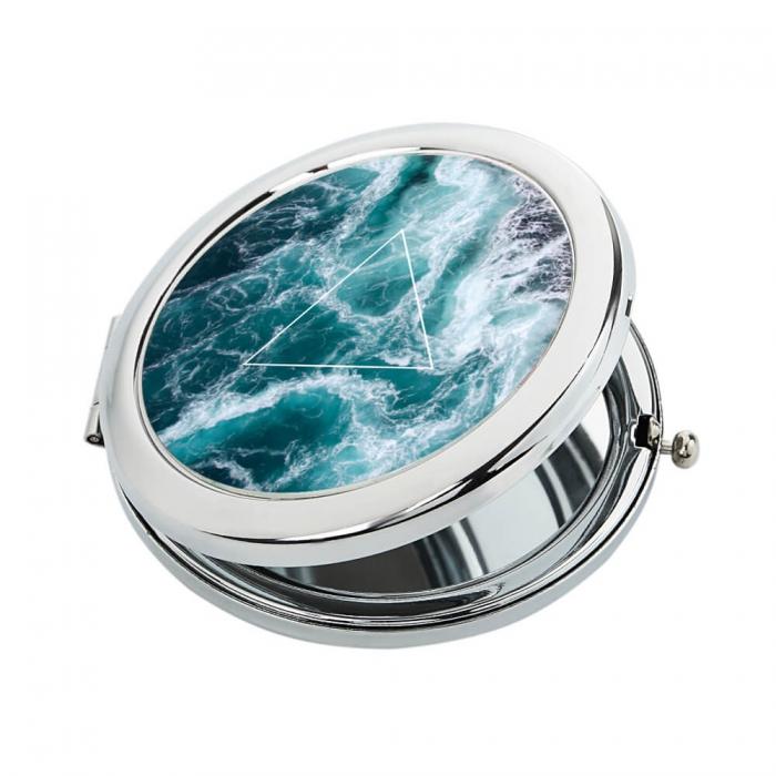 Карманное зеркало ZIZ Океан 27026