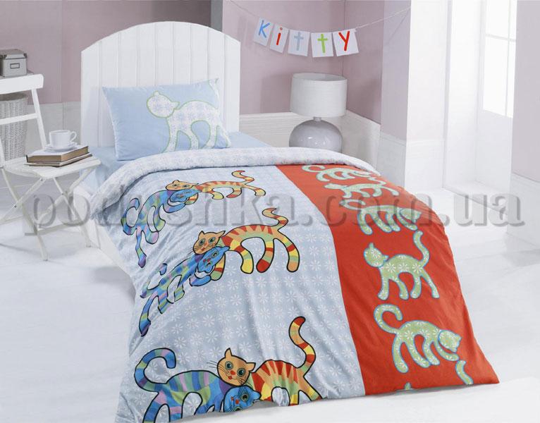 Детский комплект постельного белья Issimo Kitty