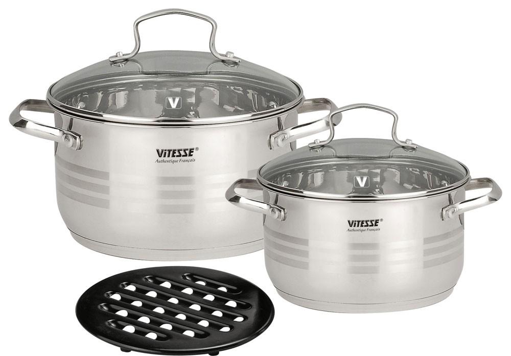 Набор посуды Vitesse VS-1021N Cinderella