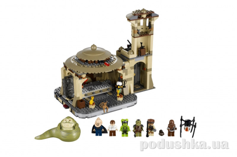 Конструктор Lego Дворец Джаббы Star Wars 9516