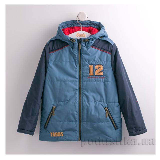 Куртка теплая для мальчика Bembi КТ137