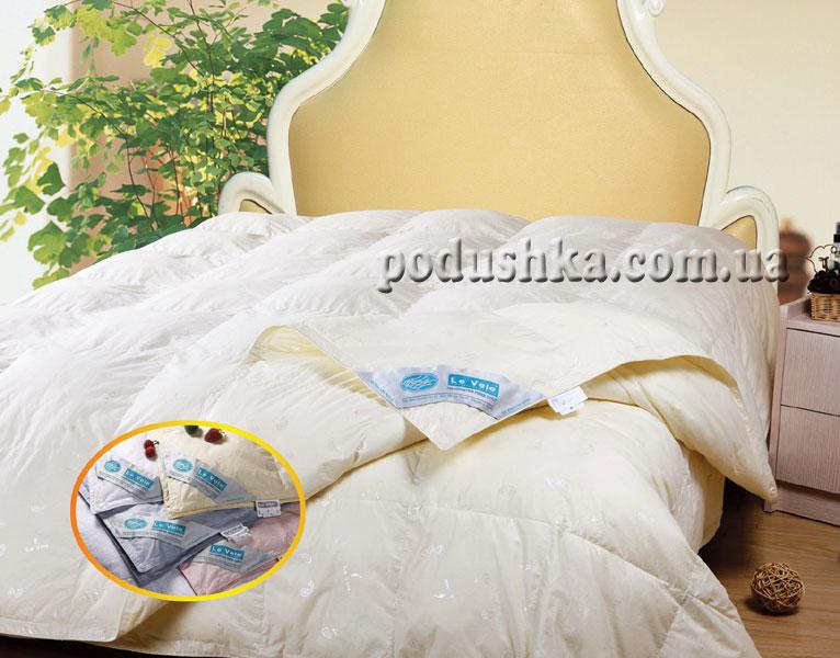 Одеяло пух-перо на кнопках Le Vele