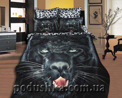 Постельное белье Пантера, Love You