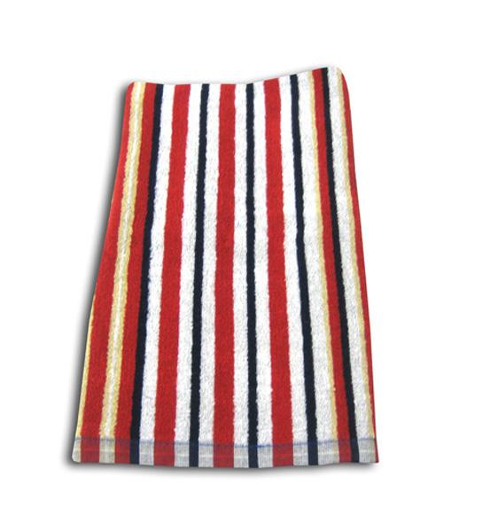 Полотенце махровое Полосочки