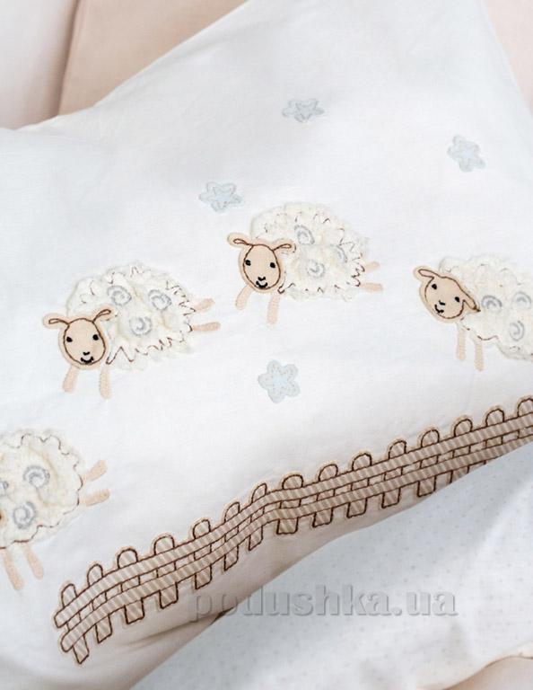 Постельное белье в кроватку Karaca Zuzu Детский комплект  Karaca home