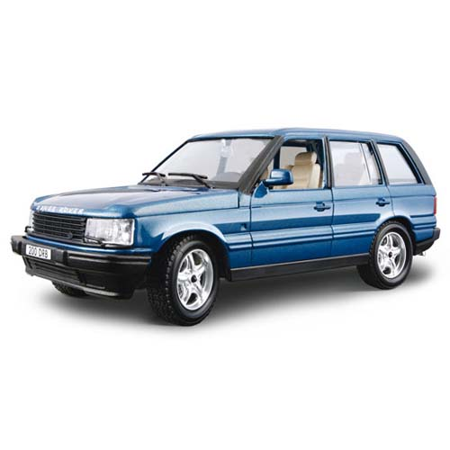 Авто-конструктор - RANGE ROVER (1994), синий