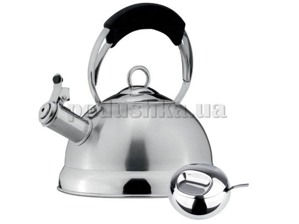 Чайник и сахарница Geneva Vinzer 89019