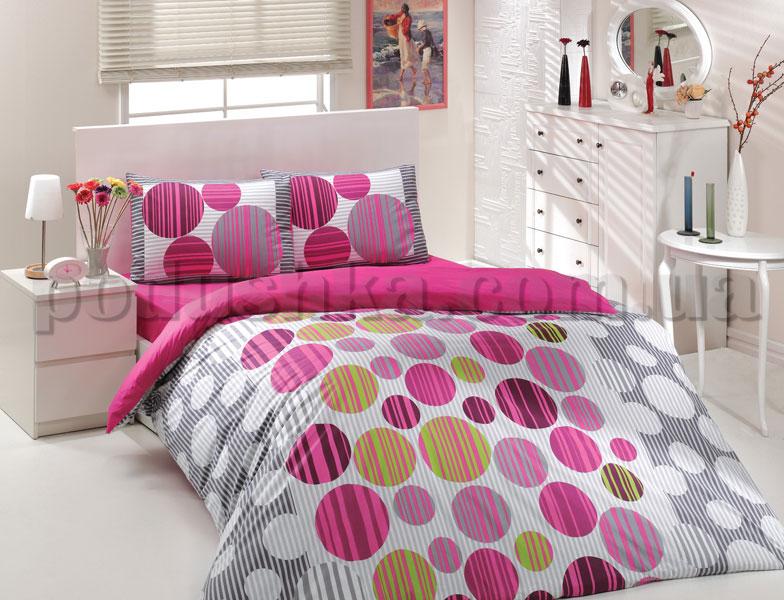 Постельное белье Hobby Bloom розовый